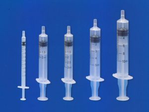 auto disposable syringes